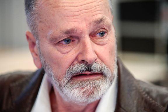 Eirik Jensen på plass i vitneboksen