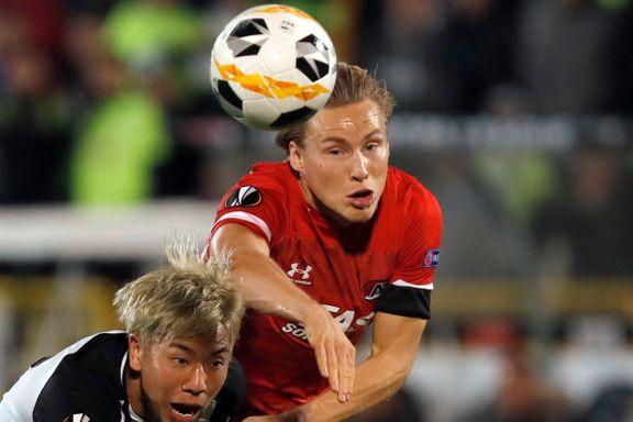 Her blir nordmannen utvist i Europa League