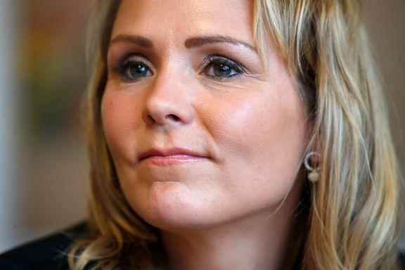 Jeg legger ikke føringer for NRK   Linda Hofstad Helleland