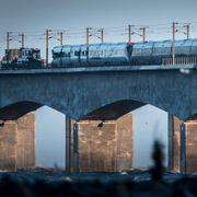 Alle de døde etter dansk togulykke er identifisert