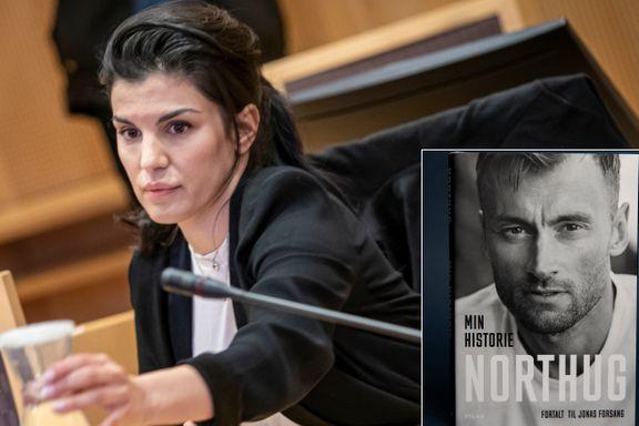 Petter Northug hevder Aylar Lie godkjente opplysningene i biografien