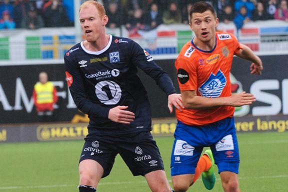 Kristiansund-spilleren kommer fra Ålesund og ble seriemester med MFK. Nå skal han ut i skjebnekamp - mot Molde.