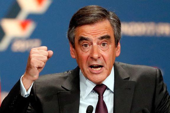 Han kom fra intet og slo knockout på alle. Nå er han favoritt til å bli ny fransk president.