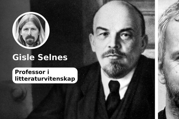 Bård Larsens Lenin-farse