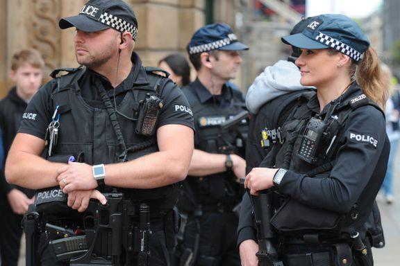 Ung mann pågrepet etter Manchester-angrepet