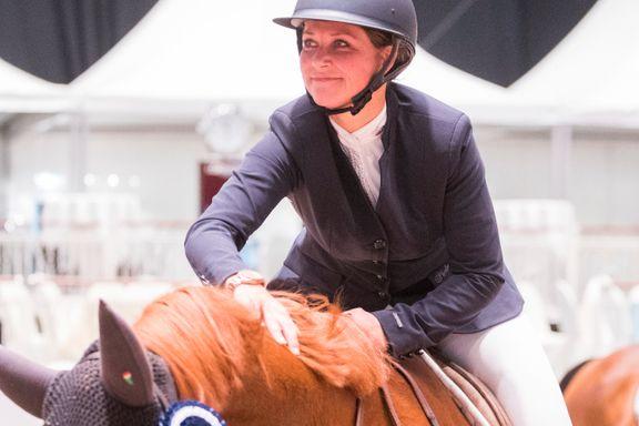 Prinsesse Märtha Louise med comeback på hesteryggen