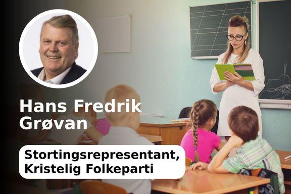 Lærernormen er en seier for norsk skole