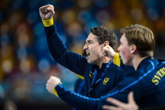Derfor har den den norske treneren lykkes med Sverige i VM