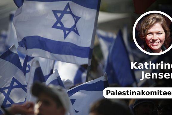 Boikott er et legitimt virkemiddel mot Israel