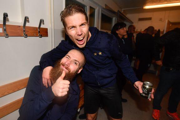 MFF-festen kan være over for de norske spillerne