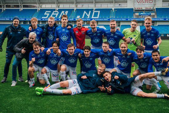 Molde-juniorene skal møte fransk storklubb