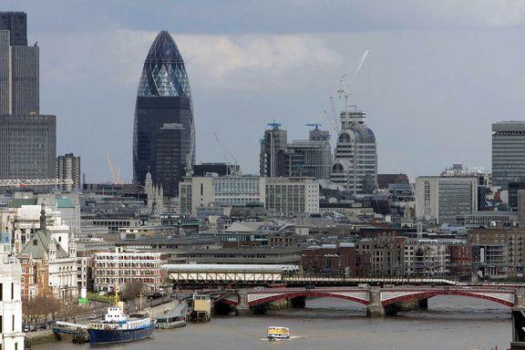 Dublin, Paris og Frankfurt vil stjele Londons finansindustri