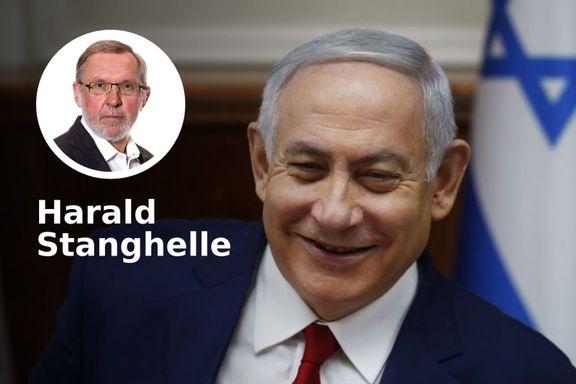 Israel gis en overraskende særstatus i Granavolden-plattformen.