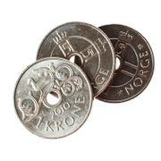 Sterkeste krone på over to år mot dollar