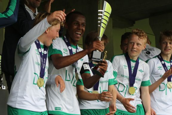 13-åring herjet da Våg G14 vant Sør Cup: – Det er et godt kull