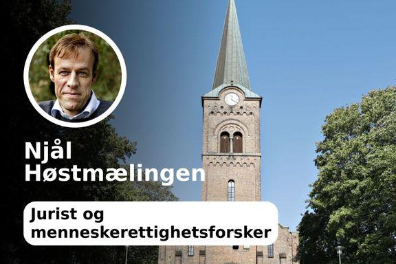 Derfor bør vi likevel gi statsstøtte til trossamfunn som motarbeider norske verdier