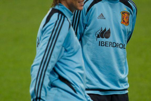 Mata og Torres vraket fra Spania-troppen