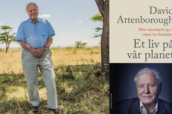 Attenboroughs oppsett er nesten genialt enkelt