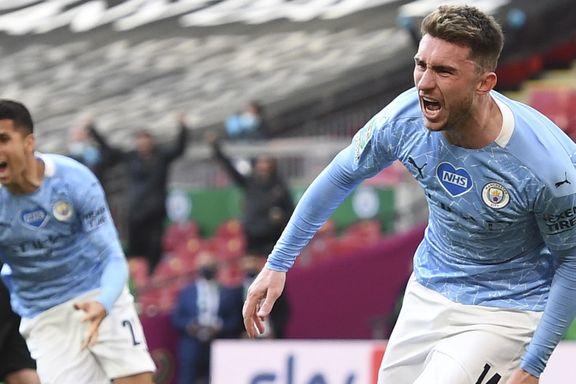 Guardiola og City vinner finalen og tangerer Liverpools rekord