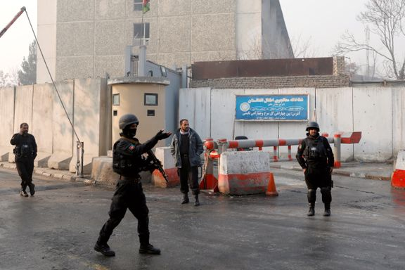 Minst 55 drept i angrep i Afghanistan