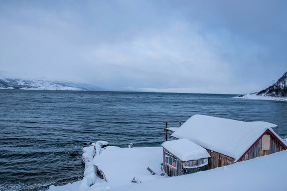 Her skal gruveslammet legges i fjorden