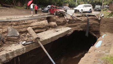 Minst 15 døde etter tropisk storm i El Salvador