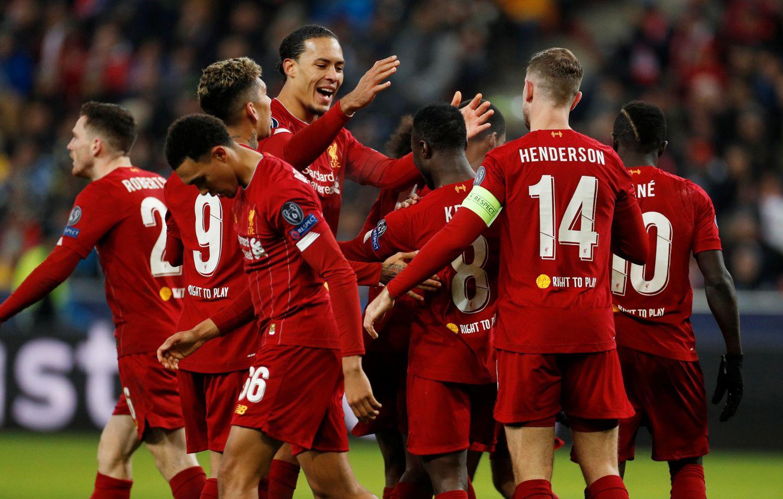 Dette er tidspunktet Liverpool kan vinne ligaen
