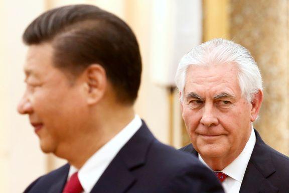 Trumps svigersønn utpekt som kilde til kontroversielle Kina-uttalelser