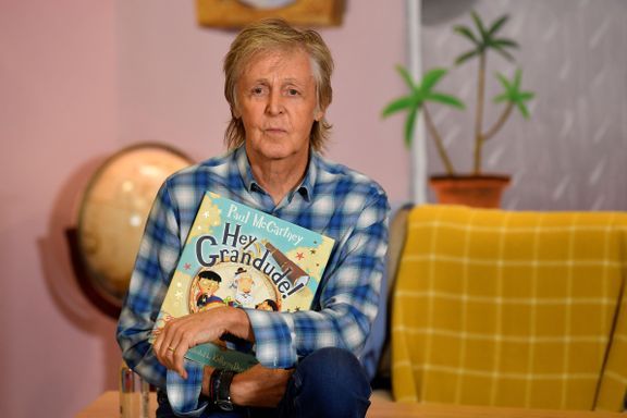 Aftenpostens anmelder: Denne banale boken ville aldri blitt utgitt om ikke forfatter var Paul McCartney