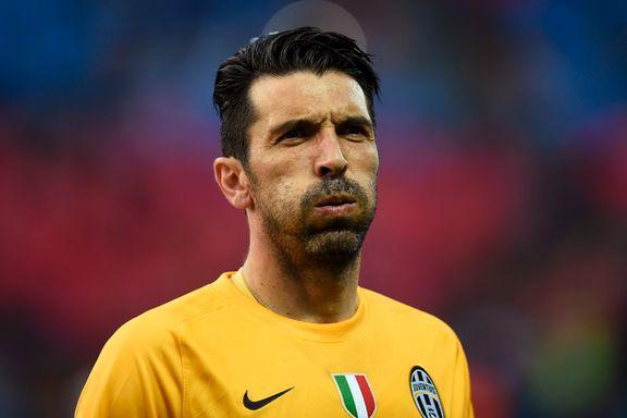 Juventus-keeperen vil fortsette til han er 40 år