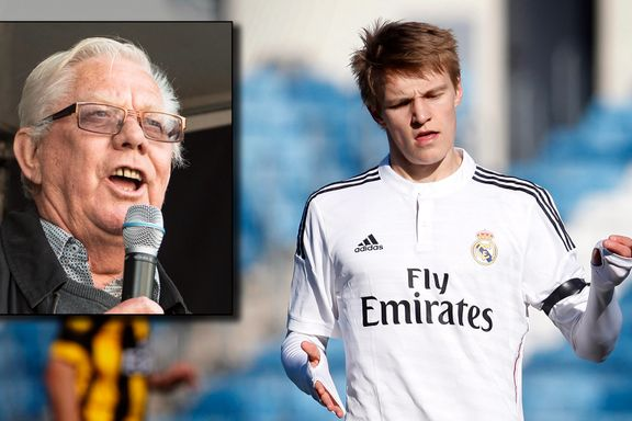 Brannfakkel fra Eggen: - Ødegaard bør ikke debutere i dag