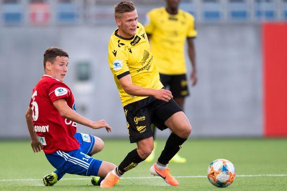 Sandnes Ulf henter midtbanespiller