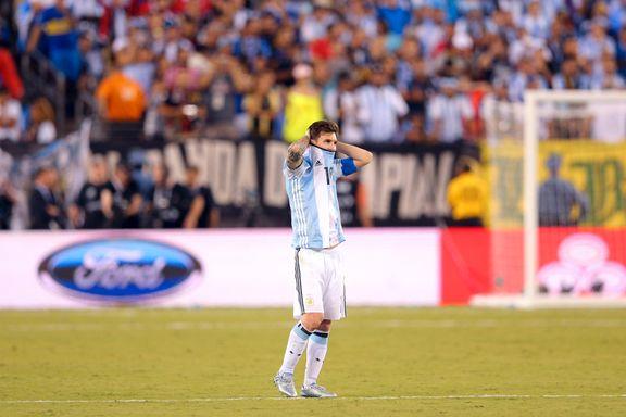 Messi bommet på straffe da titteldrømmen brast igjen