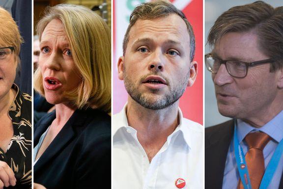 Norske politikere advarte den spanske regjeringen - men ikke alle partier ville skrive under.
