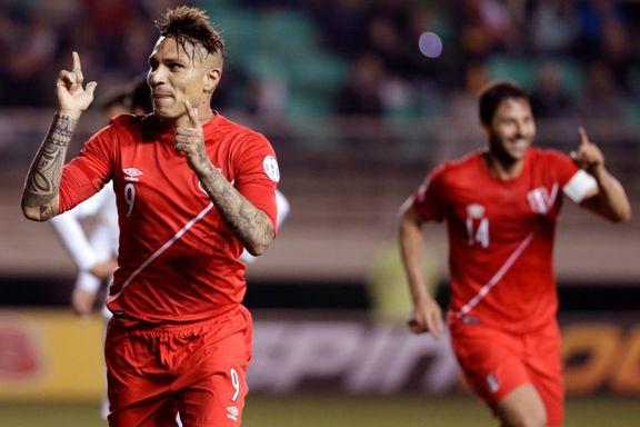 Peru klar for semifinale i Copa América