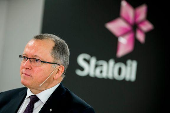 Overraskende stor milliardsmell for Statoil