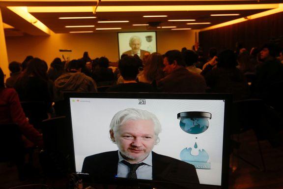Ecuador vil la Sverige avhøre Assange om overgrepsanklager
