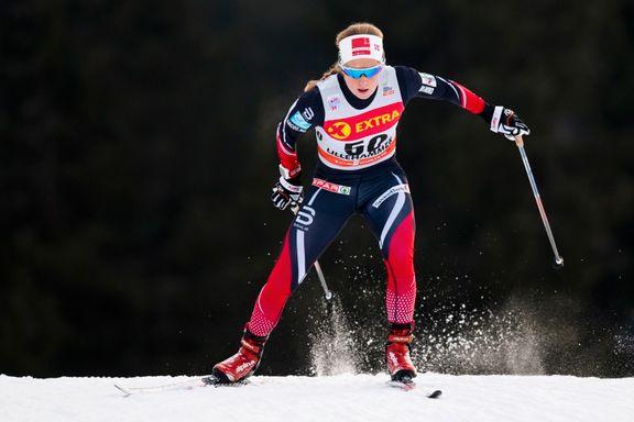Syk Svendsen har reist hjem fra Lillehammer