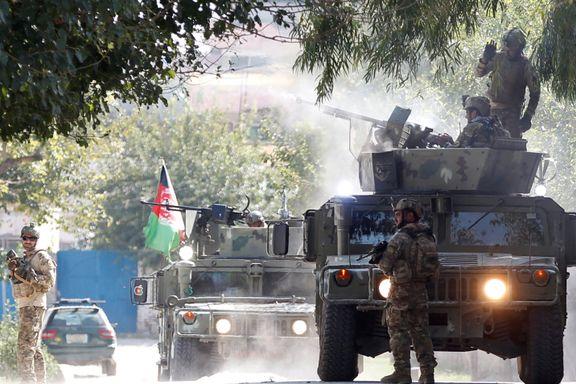 Selvmordsbomber og skyttere angrep departement utenfor Kabul