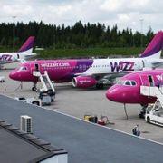 Wizz Air kutter kraftig i antall flyvninger