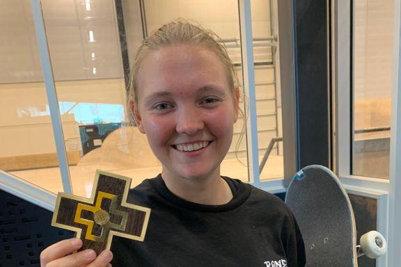 Tonje (24) skrev norsk X Games-historie: – Håper at andre skal få inspirasjon