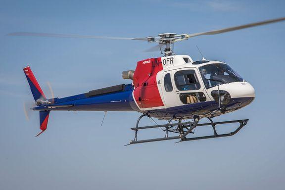 Det er mange ganger farligere å fly helikopter enn passasjerfly