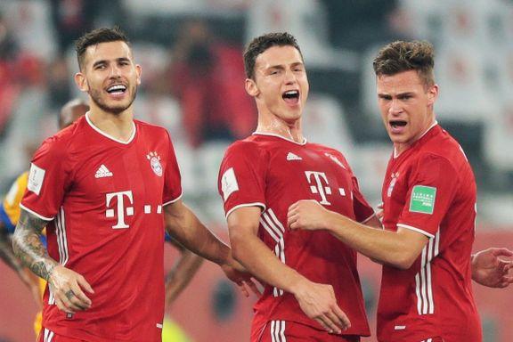 Bayern München vant klubb-VM