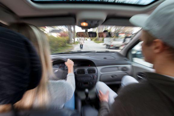 Et sted stryker «kun» 18 prosent på oppkjøring. I et annet fylke stryker dobbelt så mange. Se hele oversikten.