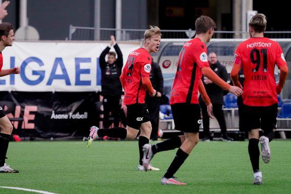 Dette er hindringene Åsane må passere på vei til Eliteserien