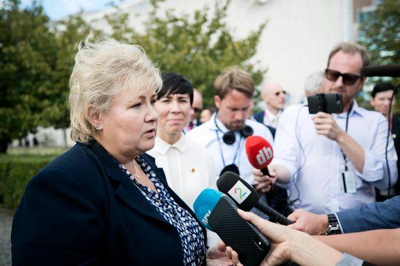 Solberg beilet til FN om plass i Sikkerhetsrådet