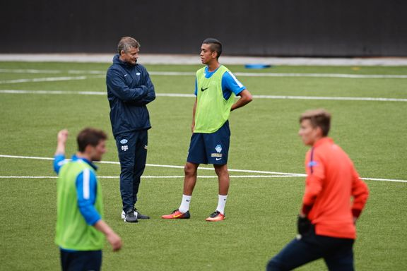 Mohamed (23) herjet med Molde i cupen. Nå er han invitert på prøvespill av Solskjær.