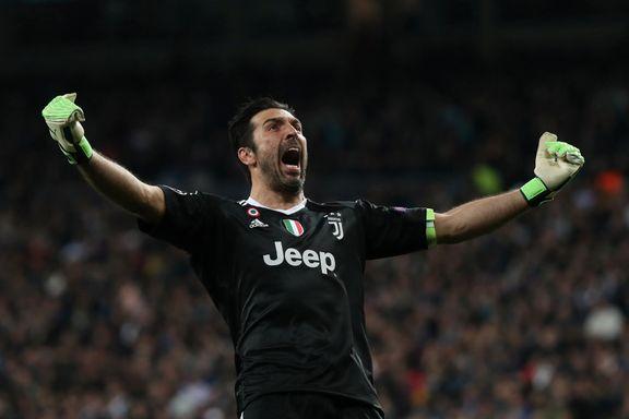 Keeperlegenden forlater Juventus etter 17 år