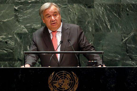 FN kan være pengelens før november