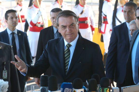 Bolsonaro ut mot beskyttelse av urfolk i Brasil